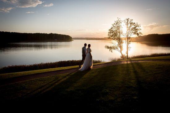 vestuviu fotografas - padarys ir vakarine fotosesija